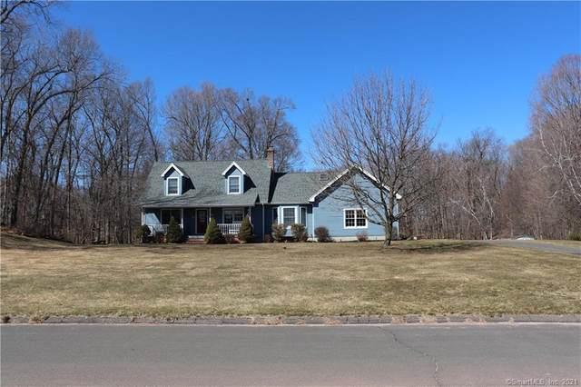 10 Simone Drive, East Windsor, CT 06016 (MLS #170381470) :: Spectrum Real Estate Consultants