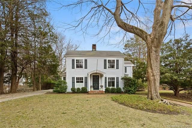 270 Noroton Avenue, Darien, CT 06820 (MLS #170381476) :: Forever Homes Real Estate, LLC