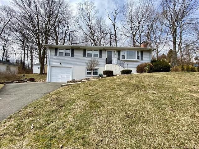 58 Lynn Drive, Meriden, CT 06451 (MLS #170381489) :: Forever Homes Real Estate, LLC