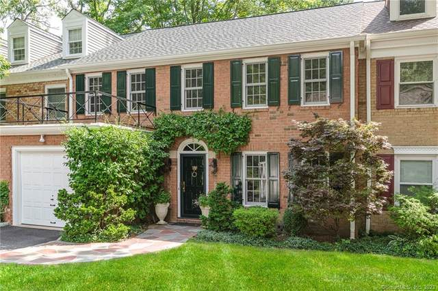 5 Georgetowne North #5, Greenwich, CT 06831 (MLS #170381564) :: Forever Homes Real Estate, LLC