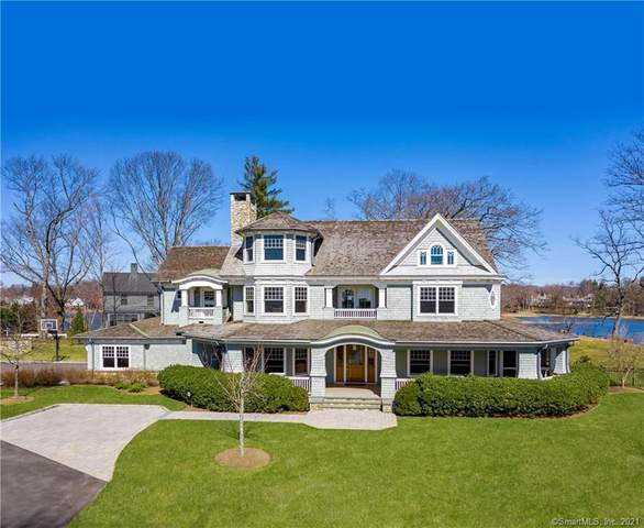 19 Brush Island Road, Darien, CT 06820 (MLS #170381566) :: The Higgins Group - The CT Home Finder