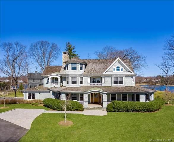 19 Brush Island Road, Darien, CT 06820 (MLS #170381566) :: GEN Next Real Estate