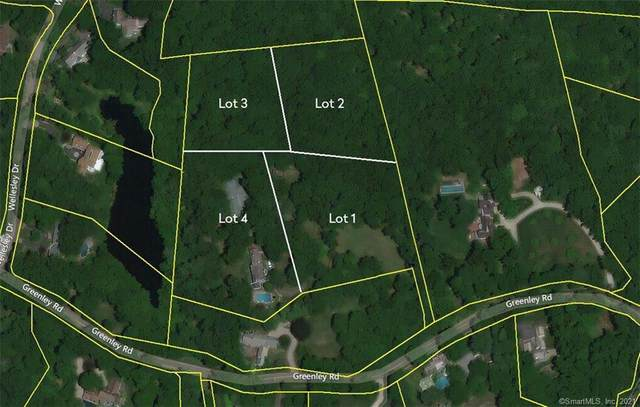 291L Greenley Road, New Canaan, CT 06840 (MLS #170381572) :: Spectrum Real Estate Consultants