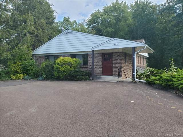 143 Mount Pleasant Road, Newtown, CT 06470 (MLS #170381625) :: Forever Homes Real Estate, LLC