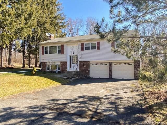 21 Valley Stream Drive, Danbury, CT 06811 (MLS #170381652) :: Spectrum Real Estate Consultants