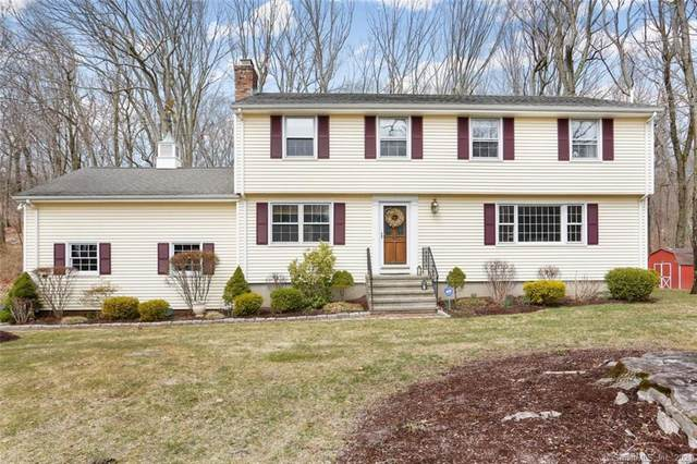 106 Golden Hill Street, Trumbull, CT 06611 (MLS #170381775) :: Cameron Prestige