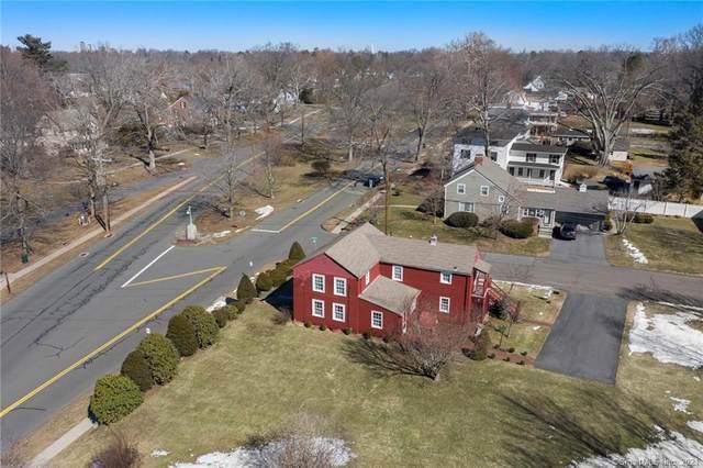 10 Broad Street, Wethersfield, CT 06109 (MLS #170381805) :: Forever Homes Real Estate, LLC