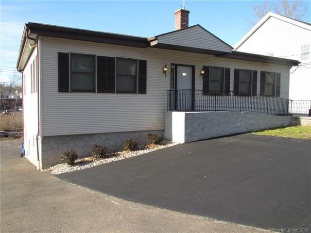 157 Carr Avenue, Newington, CT 06111 (MLS #170381827) :: Next Level Group