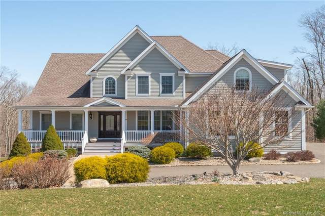 18 Mountainview Court, Oxford, CT 06478 (MLS #170381846) :: Around Town Real Estate Team