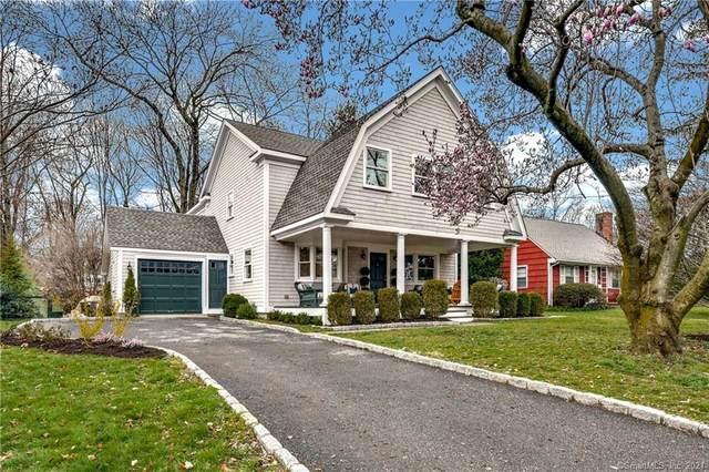 38 Edgerton Street, Darien, CT 06820 (MLS #170381860) :: Forever Homes Real Estate, LLC