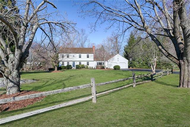 21 Daybreak Road, Fairfield, CT 06890 (MLS #170381874) :: Forever Homes Real Estate, LLC
