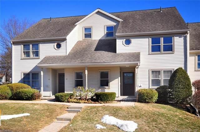 410 Village Drive #410, Torrington, CT 06790 (MLS #170381957) :: Forever Homes Real Estate, LLC