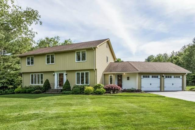 1 Neal Drive, Simsbury, CT 06070 (MLS #170381967) :: Around Town Real Estate Team