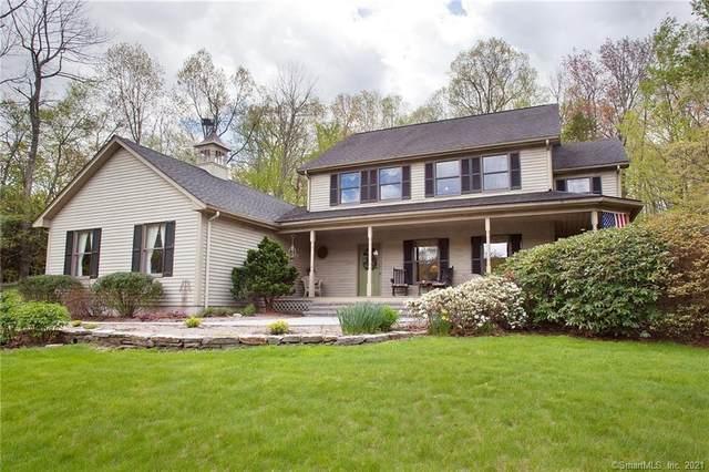 3 Silver Brook Lane, Granby, CT 06060 (MLS #170381991) :: Forever Homes Real Estate, LLC