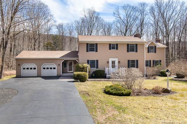 86 Downs Road, Bethany, CT 06524 (MLS #170382108) :: Forever Homes Real Estate, LLC