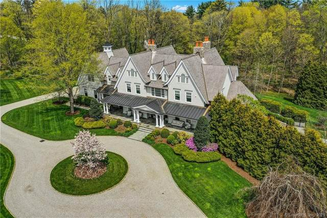1083 Smith Ridge Road, New Canaan, CT 06840 (MLS #170382109) :: Next Level Group