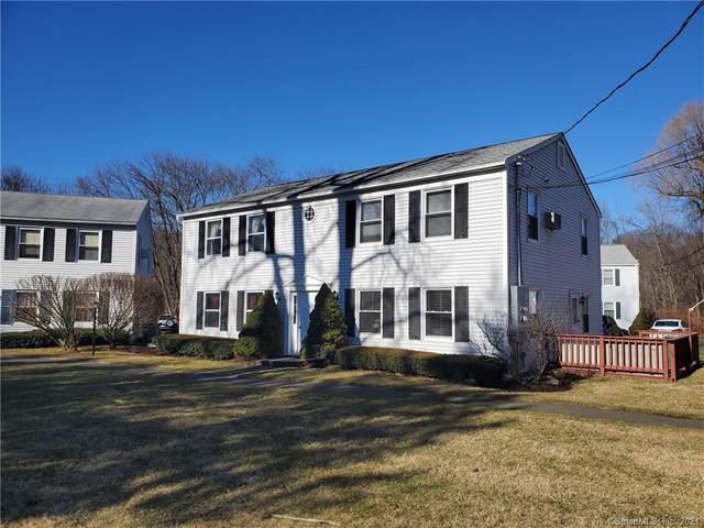 39 Plumtrees Road B, Bethel, CT 06801 (MLS #170382112) :: Kendall Group Real Estate | Keller Williams