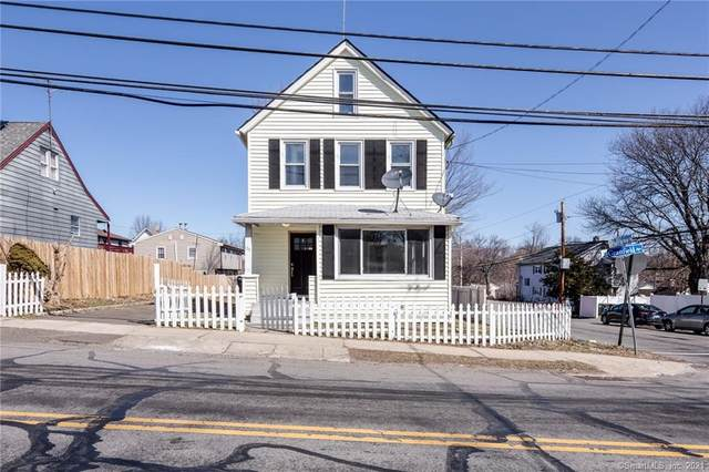 155 Granfield Avenue, Bridgeport, CT 06610 (MLS #170382195) :: Forever Homes Real Estate, LLC