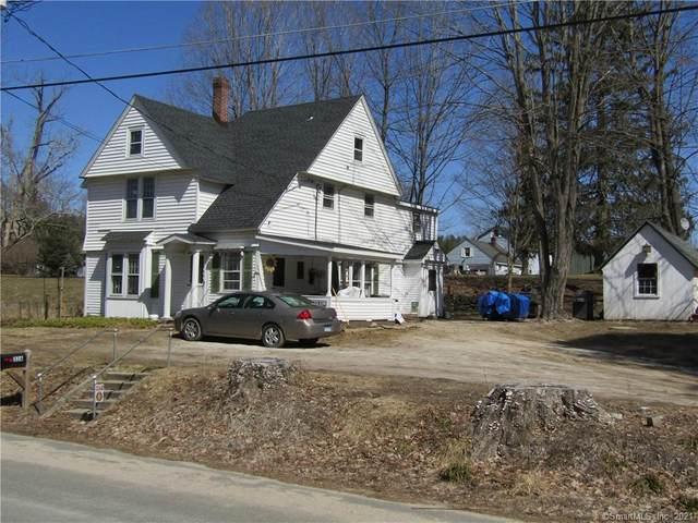 33 Prospect Street, Canaan, CT 06031 (MLS #170382247) :: Spectrum Real Estate Consultants