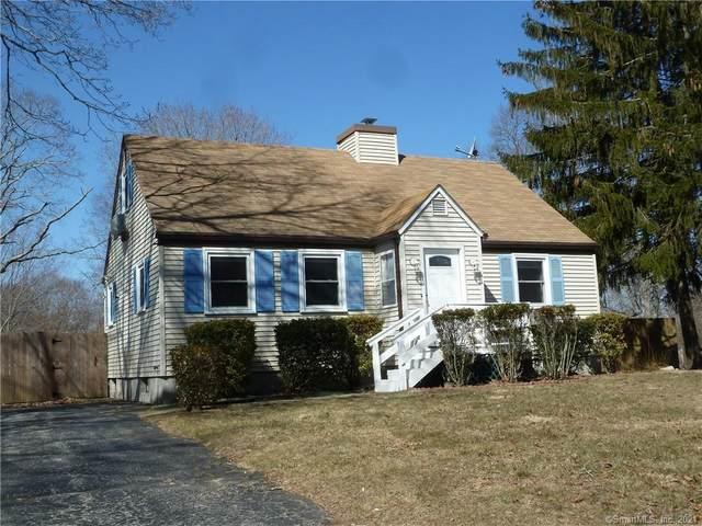 204 Connecticut Boulevard, Montville, CT 06370 (MLS #170382310) :: Spectrum Real Estate Consultants
