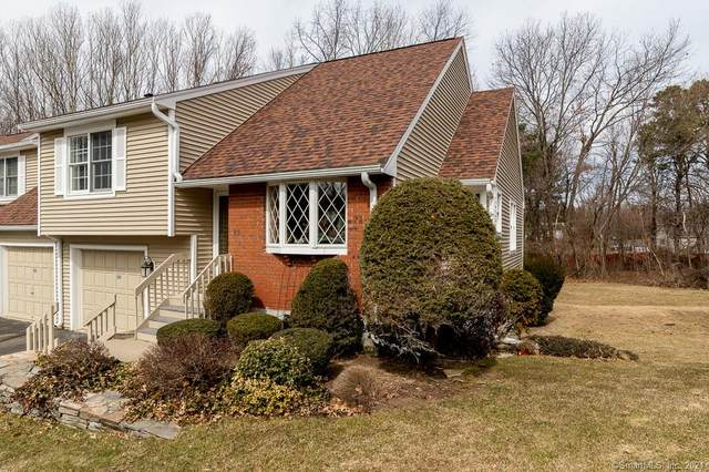93 The Meadows #93, Enfield, CT 06082 (MLS #170382320) :: Team Phoenix