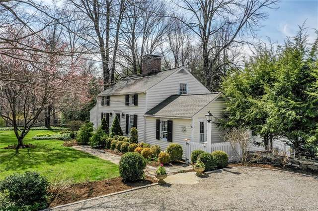 651 Nod Hill Road, Wilton, CT 06897 (MLS #170382347) :: Tim Dent Real Estate Group