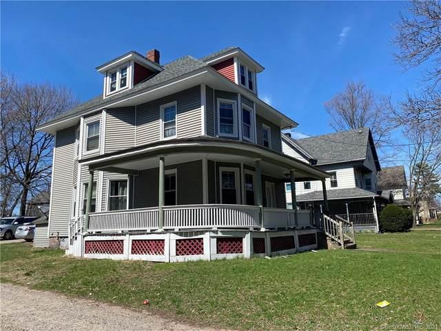 1154 Quinnipiac Avenue, New Haven, CT 06513 (MLS #170382363) :: Around Town Real Estate Team