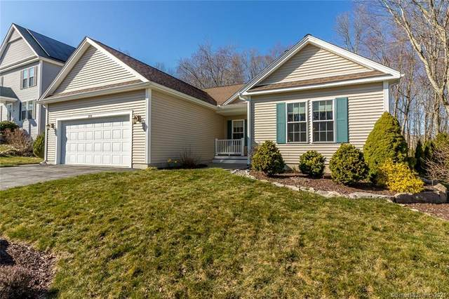 215 Ensign Drive, Groton, CT 06355 (MLS #170382380) :: Forever Homes Real Estate, LLC