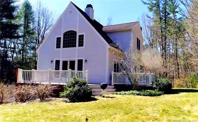 129 Roseland Park Road, Woodstock, CT 06281 (MLS #170382396) :: Spectrum Real Estate Consultants