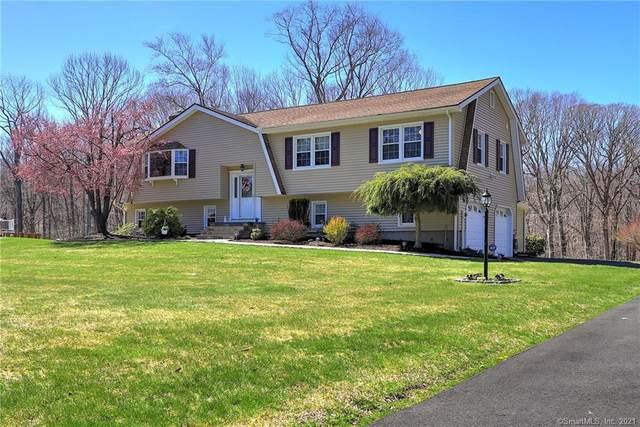 166 Williamsburg Drive, Monroe, CT 06468 (MLS #170382420) :: Around Town Real Estate Team
