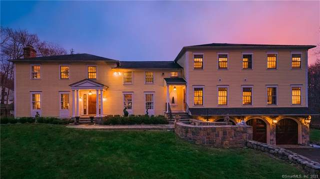 873 N Wilton Road, New Canaan, CT 06840 (MLS #170382499) :: Forever Homes Real Estate, LLC