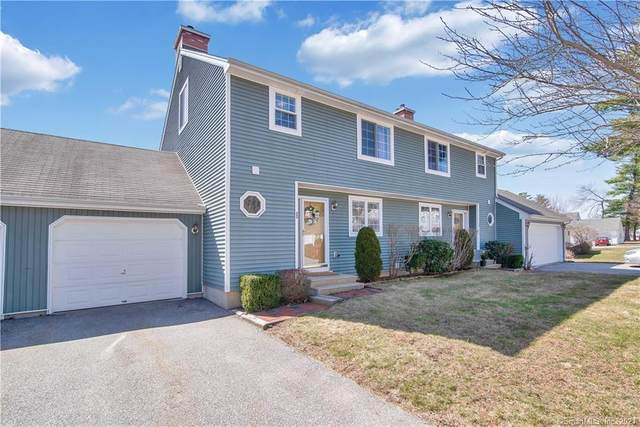 20 Liberty Drive #20, Mansfield, CT 06250 (MLS #170382504) :: Spectrum Real Estate Consultants