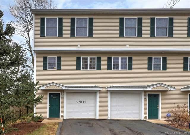 70 Fountain Street #11, New Haven, CT 06515 (MLS #170382559) :: Spectrum Real Estate Consultants
