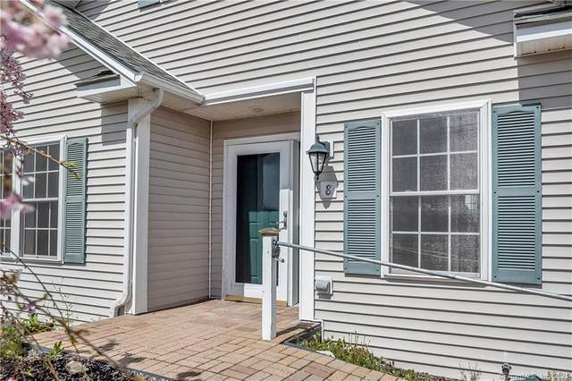 8 Barn Circle #8, Portland, CT 06480 (MLS #170382563) :: Around Town Real Estate Team