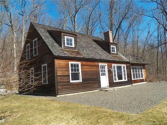 50 Rabbit Hill Road, Washington, CT 06777 (MLS #170382572) :: Spectrum Real Estate Consultants