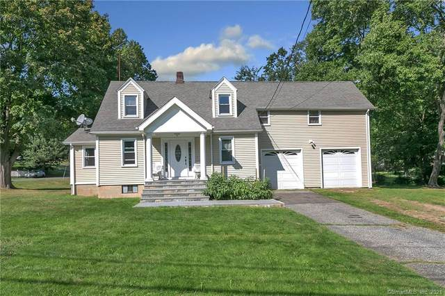 14 Beardsley Parkway, Trumbull, CT 06611 (MLS #170382624) :: Spectrum Real Estate Consultants
