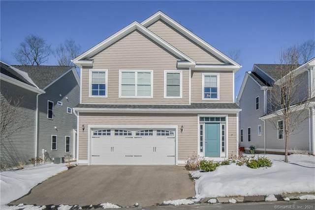 27 Lexington Gardens #27, North Haven, CT 06473 (MLS #170382695) :: Spectrum Real Estate Consultants