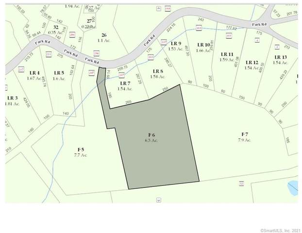 lot6 Park Road, Oxford, CT 06478 (MLS #170382699) :: Around Town Real Estate Team