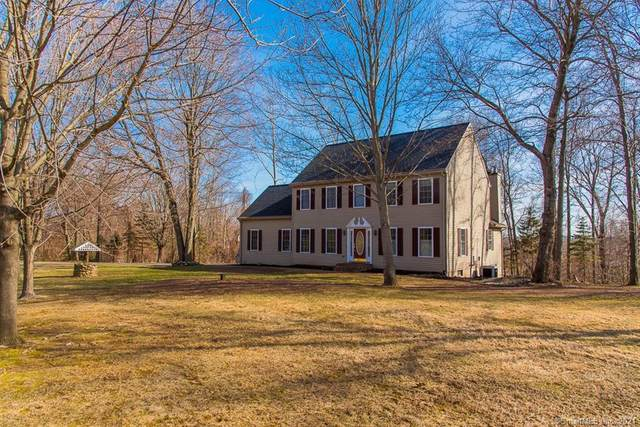30 Charter Oak Drive, Cheshire, CT 06410 (MLS #170382728) :: Next Level Group