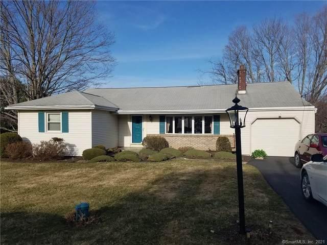 4 Dana Road, Danbury, CT 06811 (MLS #170382734) :: Forever Homes Real Estate, LLC