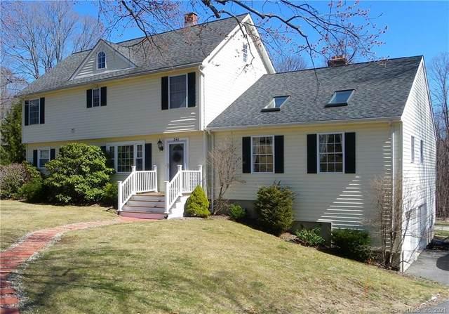 240 Huckleberry Hill Road, Avon, CT 06001 (MLS #170382735) :: Around Town Real Estate Team