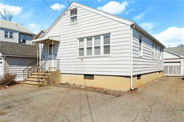 33 Minor Place, Stamford, CT 06902 (MLS #170382749) :: Kendall Group Real Estate | Keller Williams