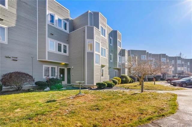 1414 Whitney Avenue B2, Hamden, CT 06518 (MLS #170382772) :: Spectrum Real Estate Consultants