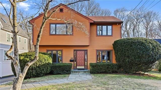 24 Intervale Road, Darien, CT 06820 (MLS #170382836) :: Forever Homes Real Estate, LLC