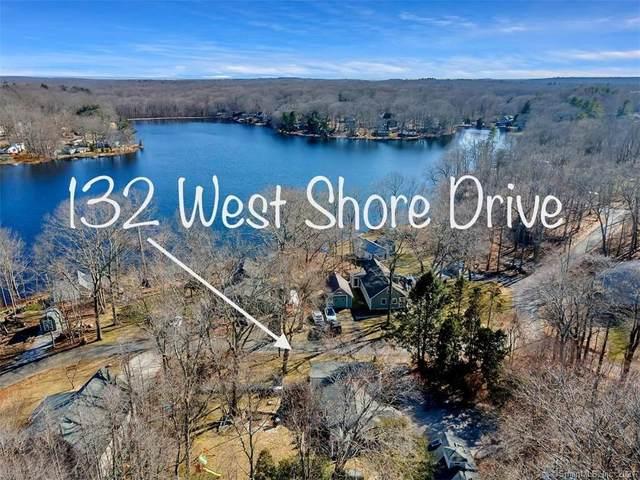 132 W Shore Drive, Haddam, CT 06441 (MLS #170382842) :: Next Level Group