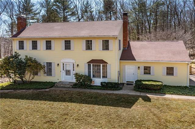 78 Ellise Road, Mansfield, CT 06268 (MLS #170382860) :: Spectrum Real Estate Consultants