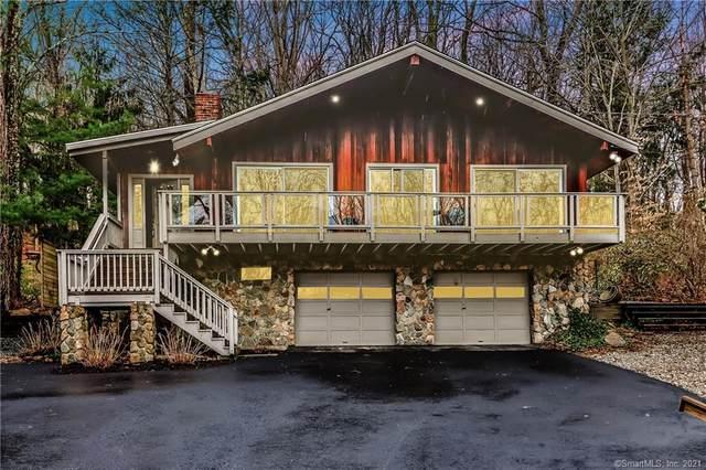 187 Old Dike Road, Trumbull, CT 06611 (MLS #170382874) :: Around Town Real Estate Team