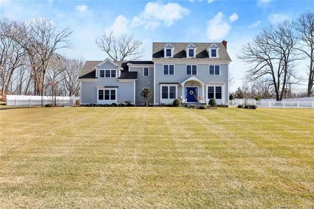 1 Rosa Lane, Shelton, CT 06484 (MLS #170382876) :: Spectrum Real Estate Consultants