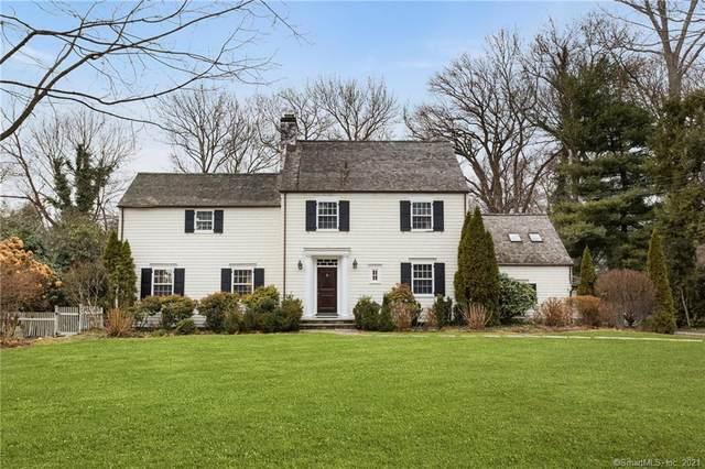 104 Meadow Road, Greenwich, CT 06878 (MLS #170382878) :: Spectrum Real Estate Consultants