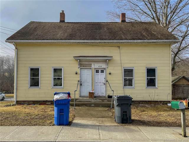 454-456 N Main Street, Plainfield, CT 06354 (MLS #170382895) :: Forever Homes Real Estate, LLC
